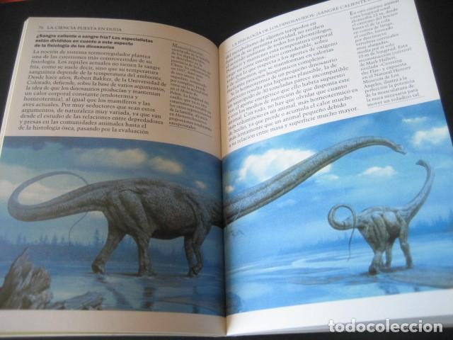 Libros de segunda mano: LIBRO EL MUNDO PERDIDO DE LOS DINOSAURIOS - Foto 5 - 143206970