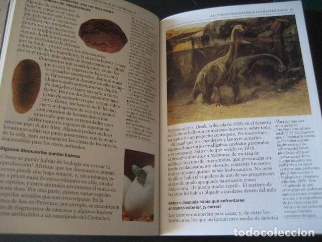Libros de segunda mano: LIBRO EL MUNDO PERDIDO DE LOS DINOSAURIOS - Foto 6 - 143206970