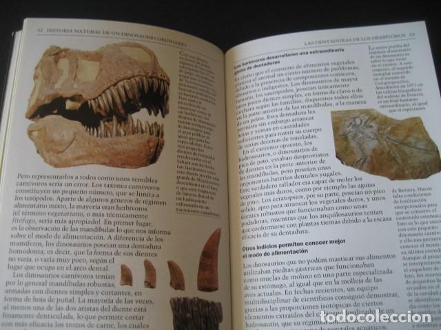 Libros de segunda mano: LIBRO EL MUNDO PERDIDO DE LOS DINOSAURIOS - Foto 8 - 143206970