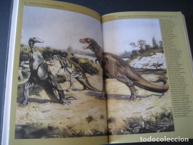 Libros de segunda mano: LIBRO EL MUNDO PERDIDO DE LOS DINOSAURIOS - Foto 9 - 143206970