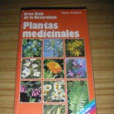 Libros de segunda mano - Gran guía de la naturaleza: plantas medicinales (Botánica) - 143230154