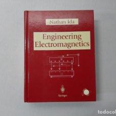 Libros de segunda mano de Ciencias: ENGINEERING ELECTROMAGNETICS - NATHAN IDA. Lote 143236830