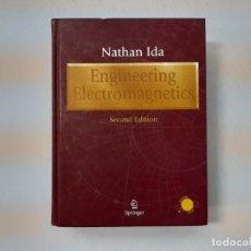 Libros de segunda mano de Ciencias: ENGINEERING ELECTROMAGNETICS - NATHAN IDA. Lote 143236838