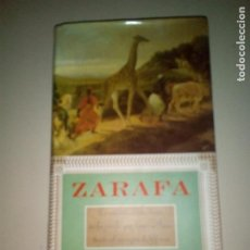 Libros de segunda mano: ZARAFA - MICHAEL ALLI AVENTURAS DE UNA JIRAFA . Lote 143763382