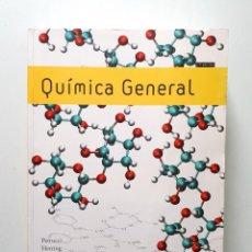 Libros de segunda mano de Ciencias: QUÍMICA GENERAL / PETRUCCI, HERRING, MADURA & BISSONNETTE / PEARSON 2011. Lote 143900254