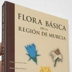 Gebrauchte Bücher - FLORA BÁSICA DE LA REGIÓN DE MURCIA - VV.AA. - 160931705