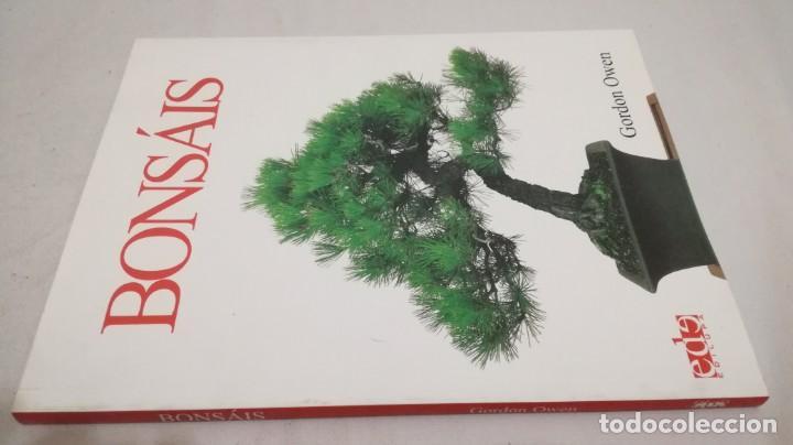 BONSAIS / GORDON OWEN / EDILUPA (Libros de Segunda Mano - Ciencias, Manuales y Oficios - Biología y Botánica)