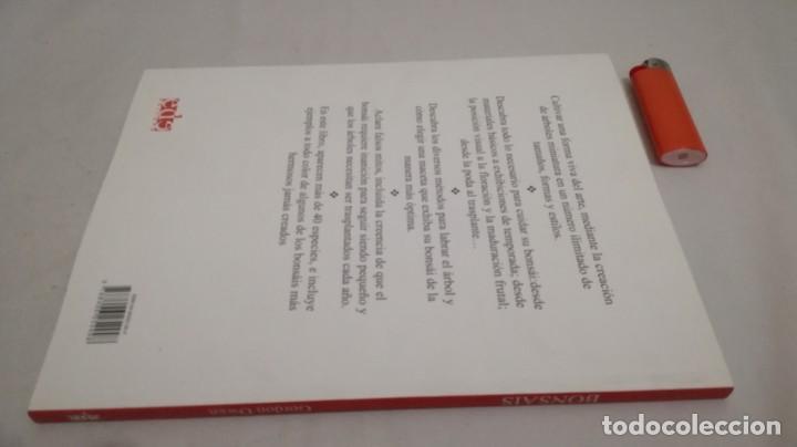 Libros de segunda mano: BONSAIS / GORDON OWEN / EDILUPA - Foto 2 - 194249078