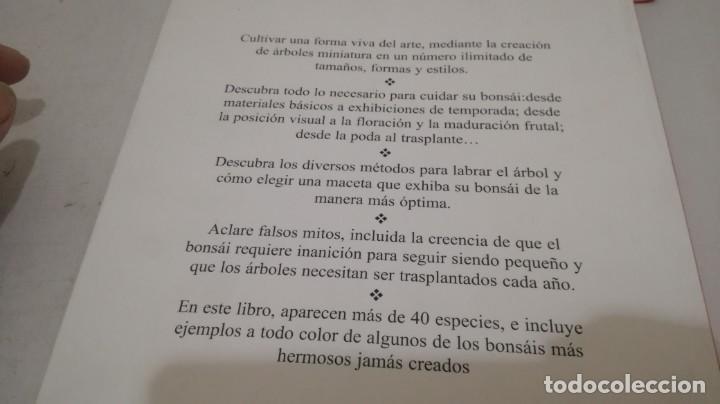 Libros de segunda mano: BONSAIS / GORDON OWEN / EDILUPA - Foto 3 - 194249078