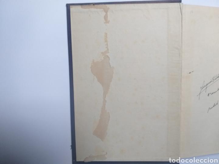 Libros de segunda mano de Ciencias: Ciencia técnica industria . . Introducción a la mecánica física Julio Palacios 1942 - Foto 5 - 144125041