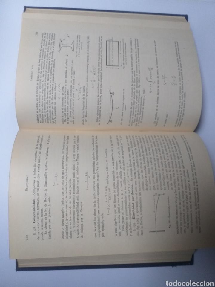Libros de segunda mano de Ciencias: Ciencia técnica industria . . Introducción a la mecánica física Julio Palacios 1942 - Foto 9 - 144125041