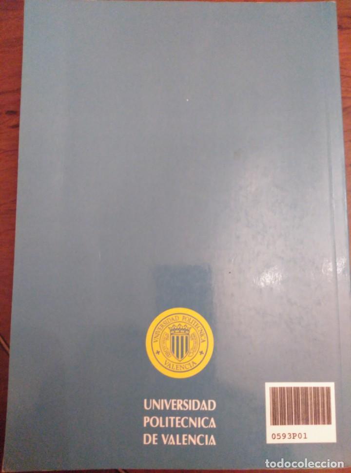 Libros de segunda mano de Ciencias: NOTAS DE CLASE,CALCULO INFINITESIMAL,1989,P.PEREZ CARRERAS.UNIV.POLITECNICA VALENCIA - Foto 3 - 144188998
