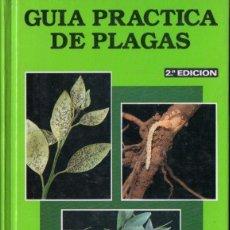 Libros de segunda mano: CAÑIZO - MORENO - GARIJO: GUÍA PRÁCTICA DE PLAGAS (MUNDI PRENSA, 1990). Lote 144359274