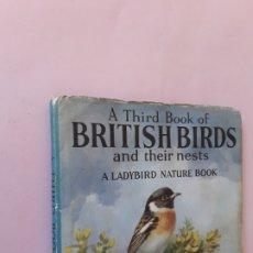 Libri di seconda mano: BRITISH BIRDS. Lote 220841771