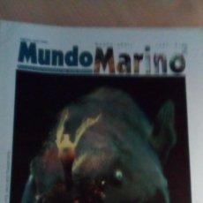 Libros de segunda mano: REVISTA MUNDO MARINO. Nº 2. ABISMO. Lote 145241818
