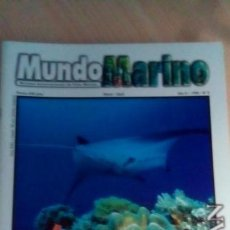 Libros de segunda mano: REVISTA MUNDO MARINO. Nº 8. DERAWAN. Lote 145242162