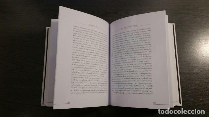 Libros de segunda mano de Ciencias: BREVE HISTORIA DE LA FISICA: SUS ARTIFICES - Foto 5 - 145293770