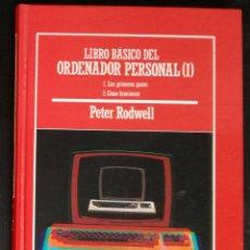 Libros de segunda mano de Ciencias: LIBRO BASICO DEL ORDENADOR PERSONAL (I) - BIBLIOTECA DE DIVULGACION CIENTIFICA MUY INTERESANTE, 67. Lote 145369078