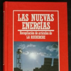 Libros de segunda mano de Ciencias: LAS NUEVAS ENERGIAS - BIBLIOTECA DE DIVULGACION CIENTIFICA MUY INTERESANTE, Nº 42. Lote 145369178