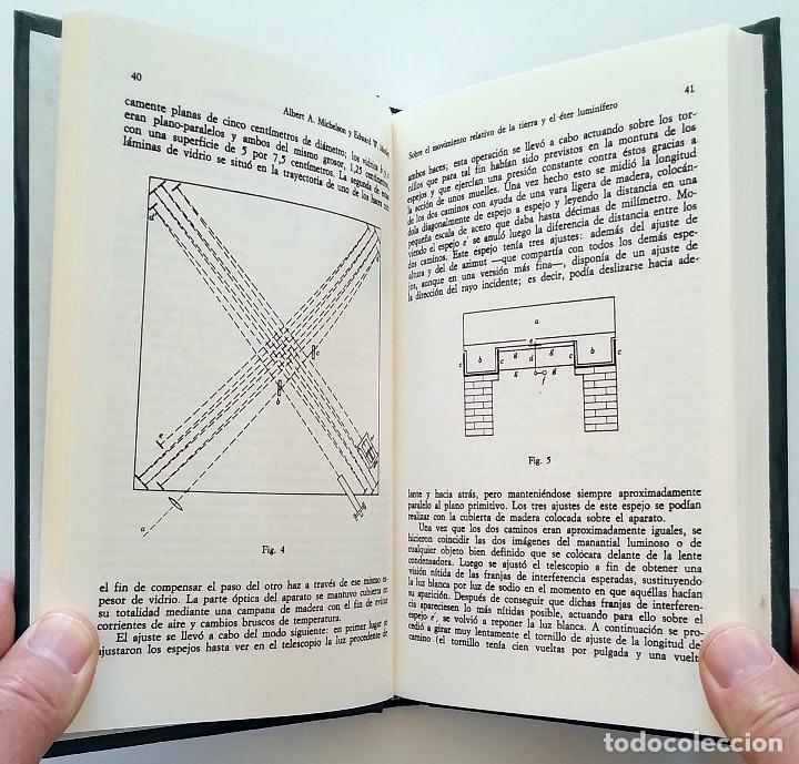 Libros de segunda mano de Ciencias: La teoría de la relatividad - Albert Einstein - Foto 4 - 145370134