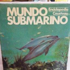 Livros em segunda mão: STQ.ENCICPLOPEDIA COUSTEAU.MUNDO SUBMARINO.TOMO 5.EDT, URBION.BRUMART TU LIBRERIA. Lote 145500878