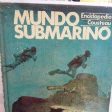 Livros em segunda mão: STQ.ENCICPLOPEDIA COUSTEAU.MUNDO SUBMARINO.TOMO 3.EDT, URBION.BRUMART TU LIBRERIA. Lote 145500926