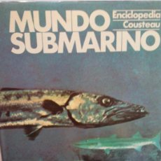 Livros em segunda mão: STQ.ENCICPLOPEDIA COUSTEAU.MUNDO SUBMARINO.TOMO 4.EDT, URBION.BRUMART TU LIBRERIA. Lote 145500950