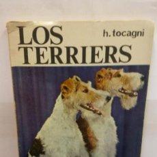 Libros de segunda mano: STQ.H. TOCAGNI.LOS TERRIERS.EDT, ALBATROS.BRUMART TU LIBRERIA. Lote 145507926