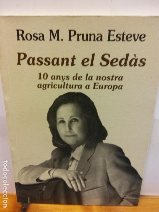 STQ.ROSA M PRUNA.PASSANT EL SEDAS.EDT, AFAMMER.. (Libros de Segunda Mano - Ciencias, Manuales y Oficios - Biología y Botánica)