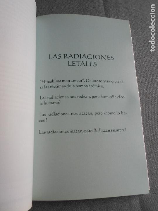 Libros de segunda mano de Ciencias: LAS RADIACIONES. BENEFICIOSAS, LETALES, MISTERIOSAS. - Foto 3 - 146148770