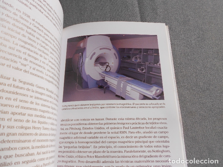 Libros de segunda mano de Ciencias: LAS RADIACIONES. BENEFICIOSAS, LETALES, MISTERIOSAS. - Foto 4 - 146148770