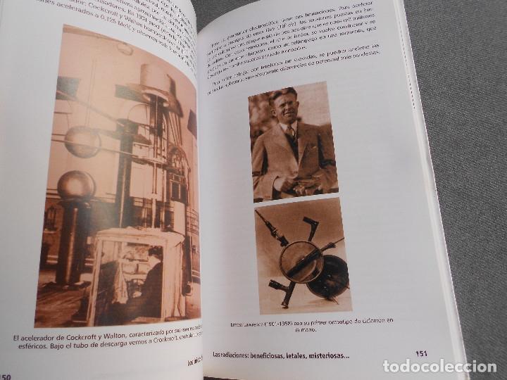 Libros de segunda mano de Ciencias: LAS RADIACIONES. BENEFICIOSAS, LETALES, MISTERIOSAS. - Foto 5 - 146148770