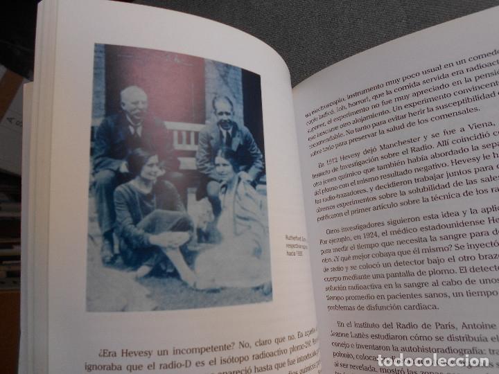Libros de segunda mano de Ciencias: LAS RADIACIONES. BENEFICIOSAS, LETALES, MISTERIOSAS. - Foto 6 - 146148770