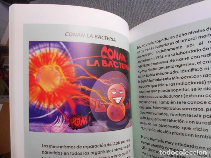 Libros de segunda mano de Ciencias: LAS RADIACIONES. BENEFICIOSAS, LETALES, MISTERIOSAS. - Foto 7 - 146148770
