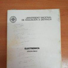 Libros de segunda mano de Ciencias: ELECTRÓNICA PROBLEMAS UNED 700 PAGINAS. Lote 146635974