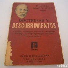 Libros de segunda mano: DOCTRINAS Y DESCUBRIMIENTOS . Lote 146843174