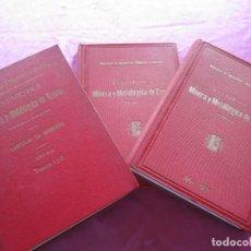 Livros em segunda mão: ESTADISTICA MINERA Y METALURGICA DE ESPAÑA 1932. Lote 146865274