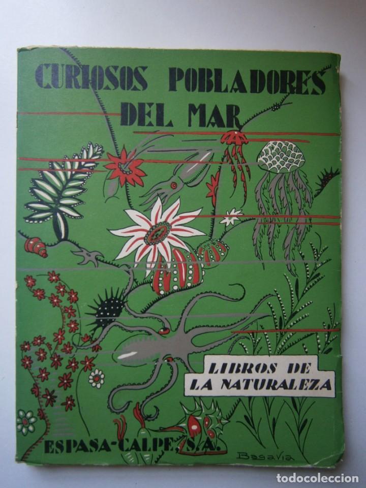 Libros de segunda mano: LOTE LIBROS DE LA NATURALEZA CRUSTACEOS POBLADORES DE MAR MUNDO ALADO MAMIFEROS MARINOS VIDA TIERRA - Foto 20 - 146870510