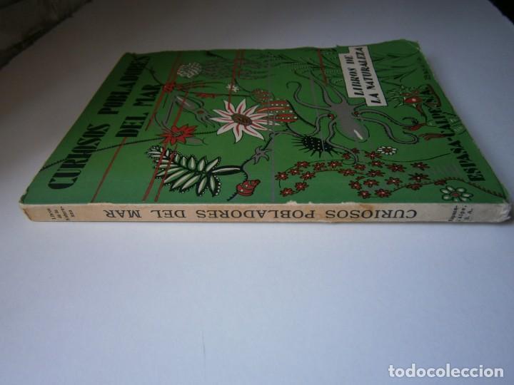Libros de segunda mano: LOTE LIBROS DE LA NATURALEZA CRUSTACEOS POBLADORES DE MAR MUNDO ALADO MAMIFEROS MARINOS VIDA TIERRA - Foto 21 - 146870510