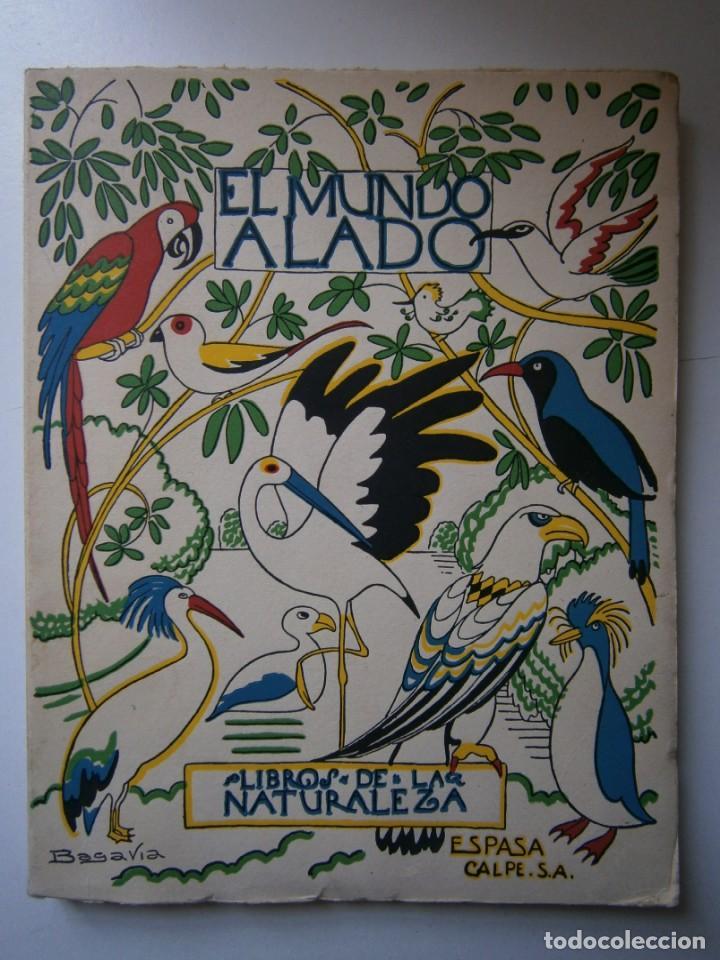Libros de segunda mano: LOTE LIBROS DE LA NATURALEZA CRUSTACEOS POBLADORES DE MAR MUNDO ALADO MAMIFEROS MARINOS VIDA TIERRA - Foto 25 - 146870510