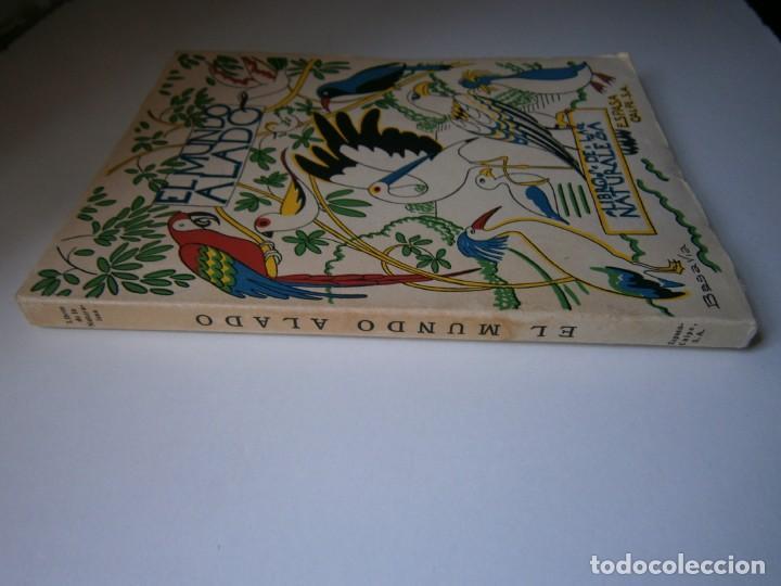 Libros de segunda mano: LOTE LIBROS DE LA NATURALEZA CRUSTACEOS POBLADORES DE MAR MUNDO ALADO MAMIFEROS MARINOS VIDA TIERRA - Foto 26 - 146870510