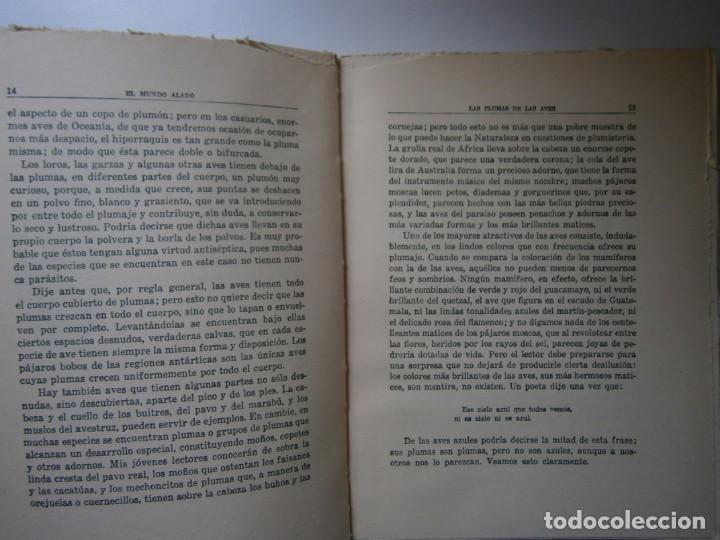 Libros de segunda mano: LOTE LIBROS DE LA NATURALEZA CRUSTACEOS POBLADORES DE MAR MUNDO ALADO MAMIFEROS MARINOS VIDA TIERRA - Foto 29 - 146870510
