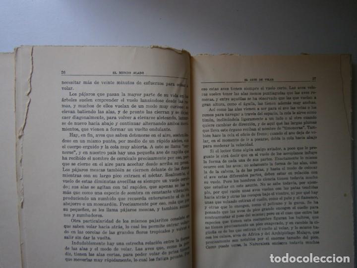 Libros de segunda mano: LOTE LIBROS DE LA NATURALEZA CRUSTACEOS POBLADORES DE MAR MUNDO ALADO MAMIFEROS MARINOS VIDA TIERRA - Foto 30 - 146870510