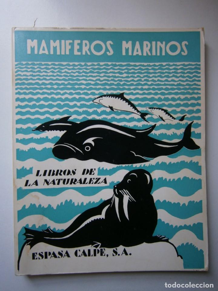 Libros de segunda mano: LOTE LIBROS DE LA NATURALEZA CRUSTACEOS POBLADORES DE MAR MUNDO ALADO MAMIFEROS MARINOS VIDA TIERRA - Foto 39 - 146870510
