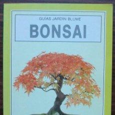 Libros de segunda mano: GUIAS JARDIN BLUME BONSAI. ANNE SWINTON. Lote 147029962