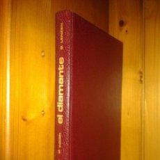 Libros de segunda mano: EL DIAMANTE, LENZEN, GEMOLOGIA Y ARTE, ENTASA. Lote 147065958