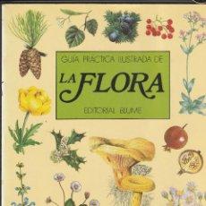 Libros de segunda mano: LA FLORA - GUIA PRACTICA ILUSTRADA - EDITORIAL BLUME. Lote 147129602