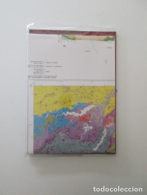 Libros de segunda mano: LINARES, JAÉN, MAPA GEOLÓGICO DE ESPAÑA, INSTITUTO GEOLOGICO Y MINERO DE ESPAÑA, ESTUDIO, MAPA Y DVD - Foto 2 - 147591898