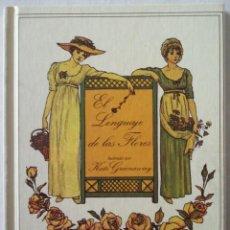 Libros de segunda mano: EL LENGUAJE DE LAS FLORES - CIRCULO - AÑO 2000 - KATE GREENAWAY - COMO NUEVO. Lote 147609890