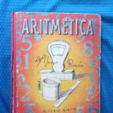 Libros de segunda mano de Ciencias: ARITMÉTICA 1958 SEGUNDO GRADO EDITORIAL LUIS VIVES. Lote 148140544